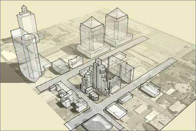 mixed-use Project in downtown Oakland